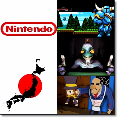 Japanese Indie Games, Not On The Wii U