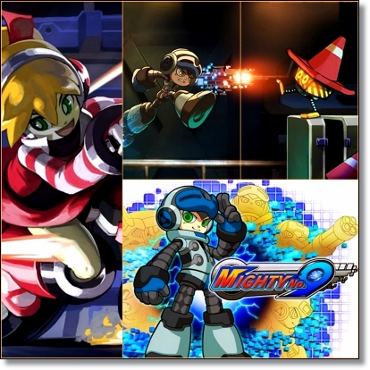 Mighty No. 9 Needs Your Cash Again.