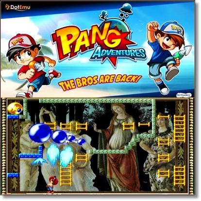 Pang Adventures.