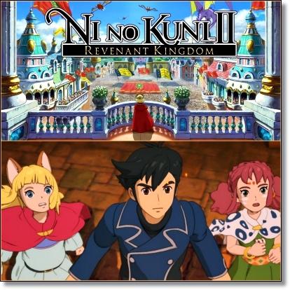 Ni No Kuni II Revenant Kingdom.